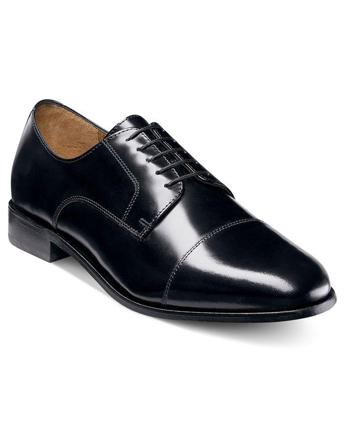 Florsheim - Shoes, Broxton Cap Toe Lace Up Shoes