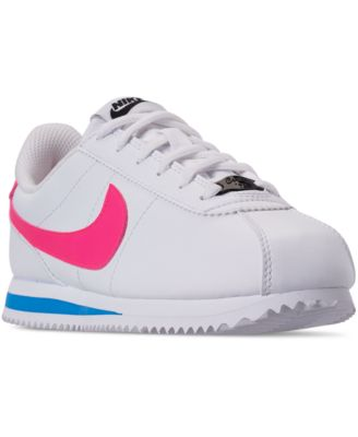 Nike Big Girls Cortez Basic SL Casual