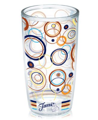 Fiesta by Tervis Drinkware, 16 oz. Ripple Tumbler