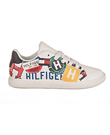 Tommy Hilfiger Toddler Unisex Iconic Court Sneakers