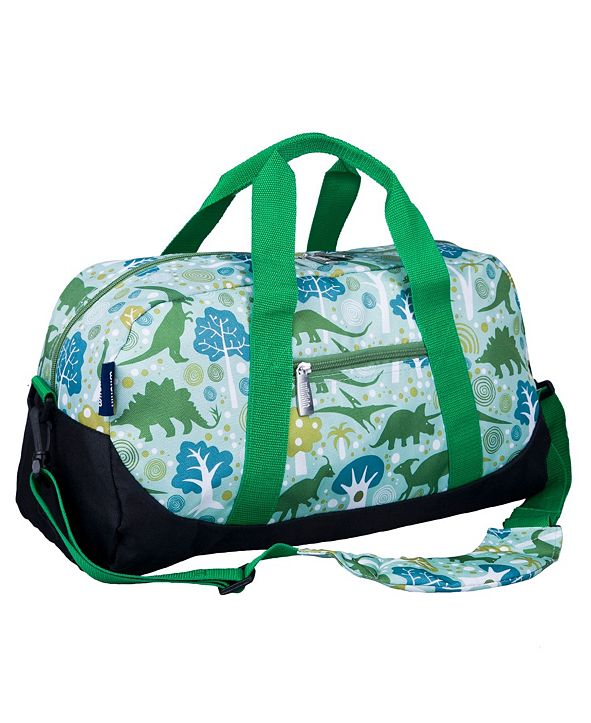 Wildkin Dinomite Dinosaurs Overnighter Duffel Bag