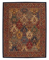 Nourison Persian Amp Indian Wool Area Rug From Macys Rugs