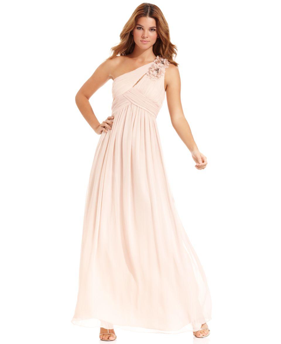 Lauren Ralph Lauren Strapless Evening Gown   Dresses   Women