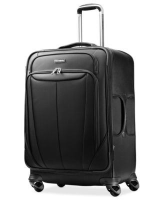 """CLOSEOUT! Samsonite Silhouette Sphere 25"""" Expandable Spinner Suitcase"""