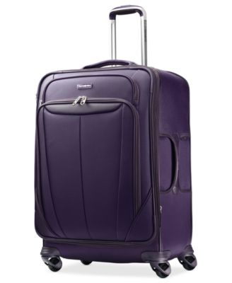 "CLOSEOUT! Samsonite Silhouette Sphere 25"" Expandable Spinner Suitcase"