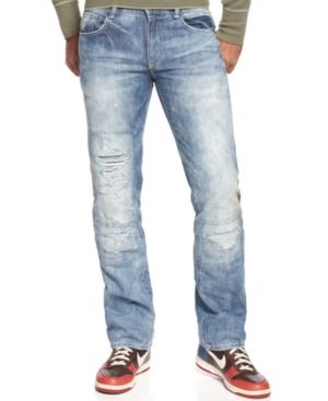 Rocawear Jeans Street Smart Straight Fit Jeans