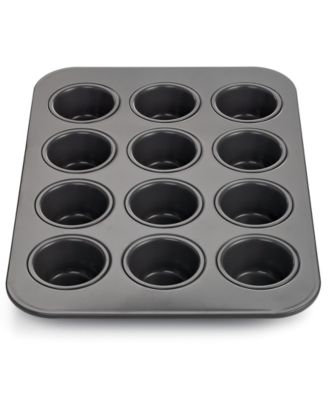 Martha Stewart Collection Nonstick Muffin Pan, 12 Cup Professional Series