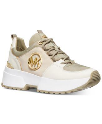 Michael Kors Cosmo Trainer Sneakers
