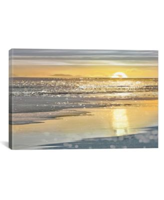 That Sunset Moment by Kate Carrigan Wrapped Canvas Print - 40