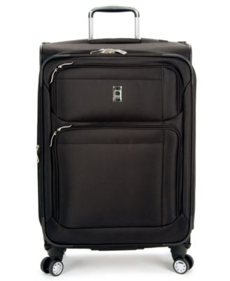 "Delsey Suitcase, 25"" Helium Breeze 4.0 Rolling Expandable Spinner Suiter Upright"