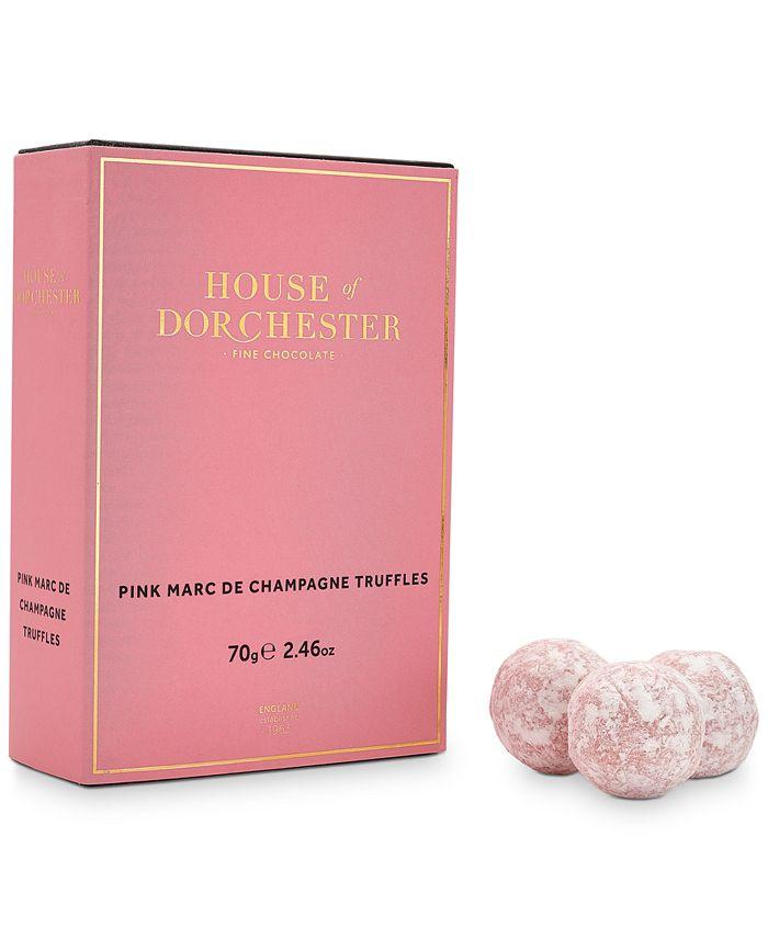 House of Dorchester - 6-Pc. Pink Marc de Champagne Truffles