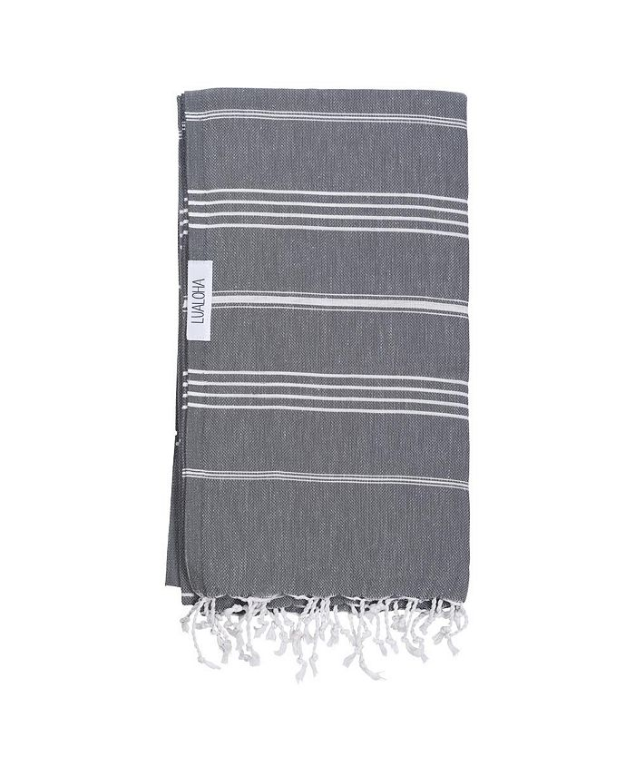 Lualoha - Classic Collection, Cotton Turkish Towel