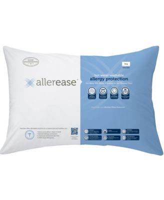 Hot Water Wash Extra Firm Density Standard Pillow