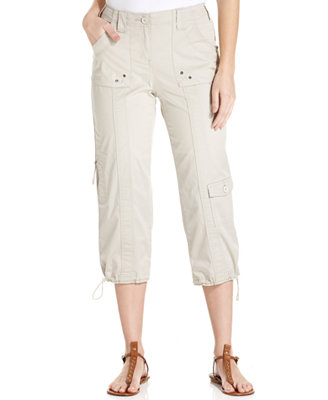 Luxury Hers Clothing Pants Charter Club Women39s Size 6P Petite Green Cargo