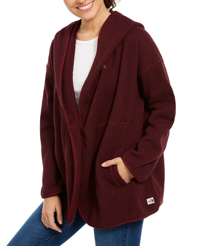 The North Face - Crescent Wrap Sweatshirt