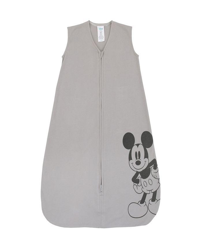 Disney - Mickey Mouse Wearable Blanket Size Medium 6-12 Mo.