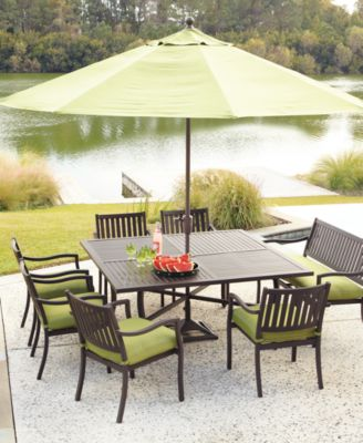 Madison Outdoor Patio Furniture Dining Sets & Pieces