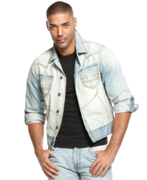 Rocawear Coat Denim Jacket