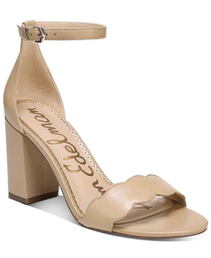 Sam Edelman - Odila Ankle-Strap Dress Sandals