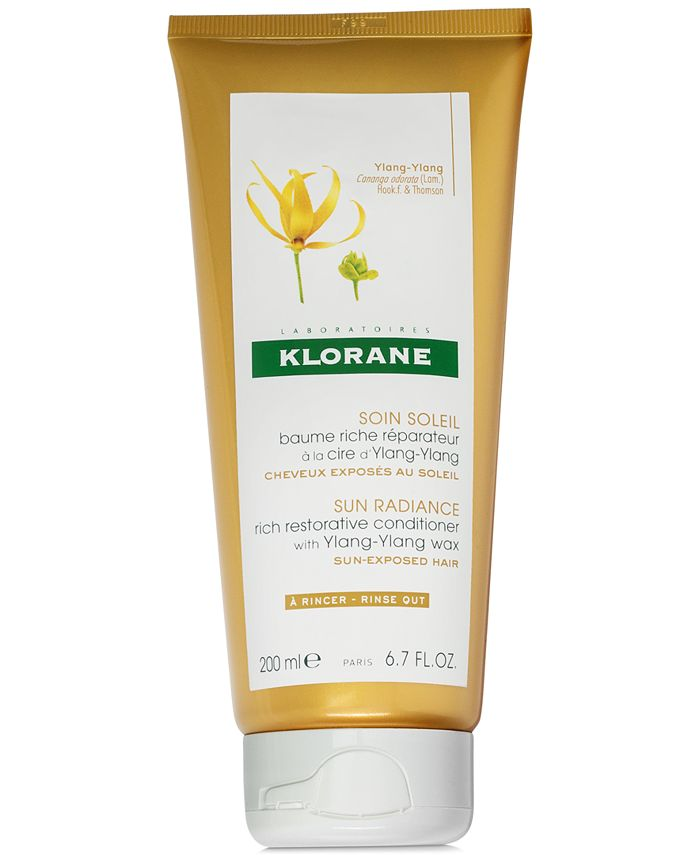 Klorane - Rich Restorative Conditioner With Ylang-Ylang Wax, 6.7-oz.
