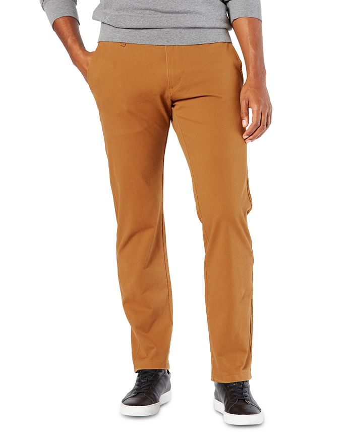 Dockers - Men's Ultimate 360 Straight-Fit Chino Pants