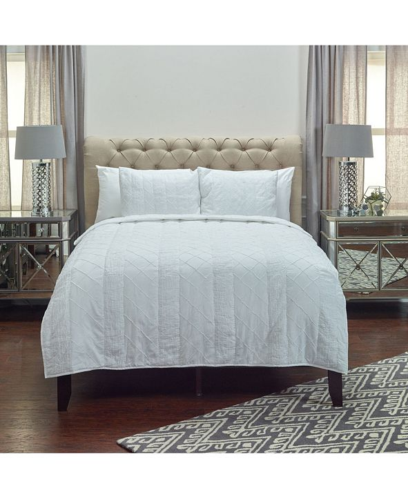 Rizzy Home Riztex USA Claire Queen Quilt