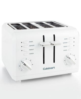 Cuisinart CPT-142 Toaster, 4 Slice Compact