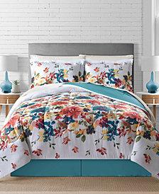 Sophia Reversible 8-Pc. Comforter Sets