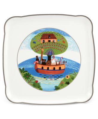 Villeroy & Boch Design Naif Square Platter