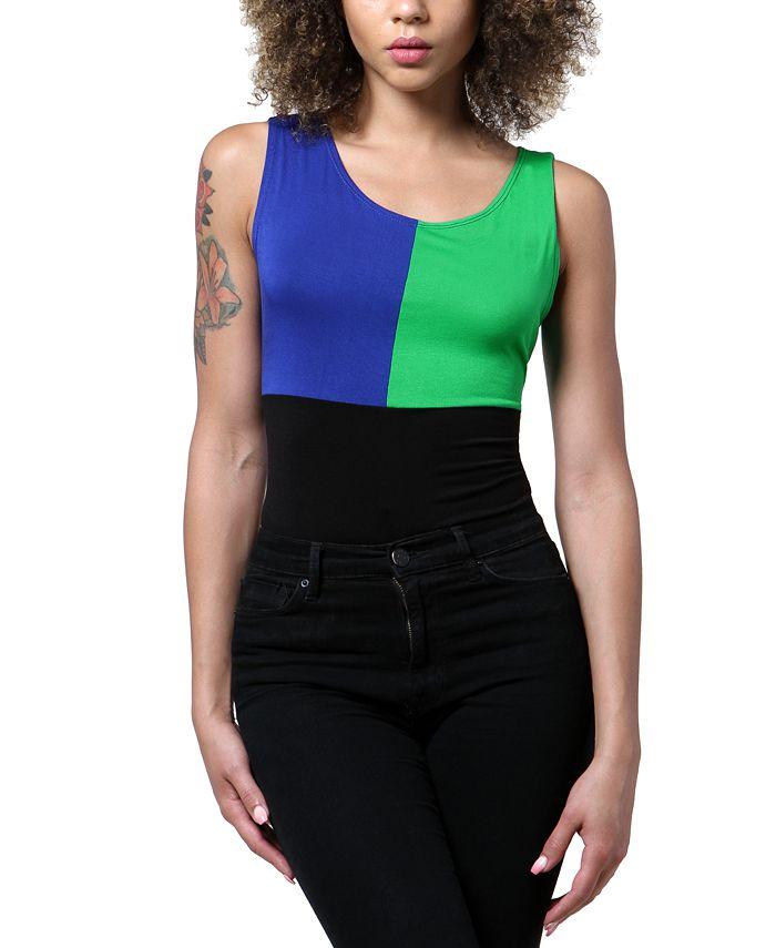 ARTISTIX - Juniors Colorblock Bodysuit
