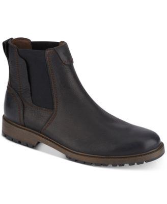 Sanders Waterproof Casual Chelsea Boots