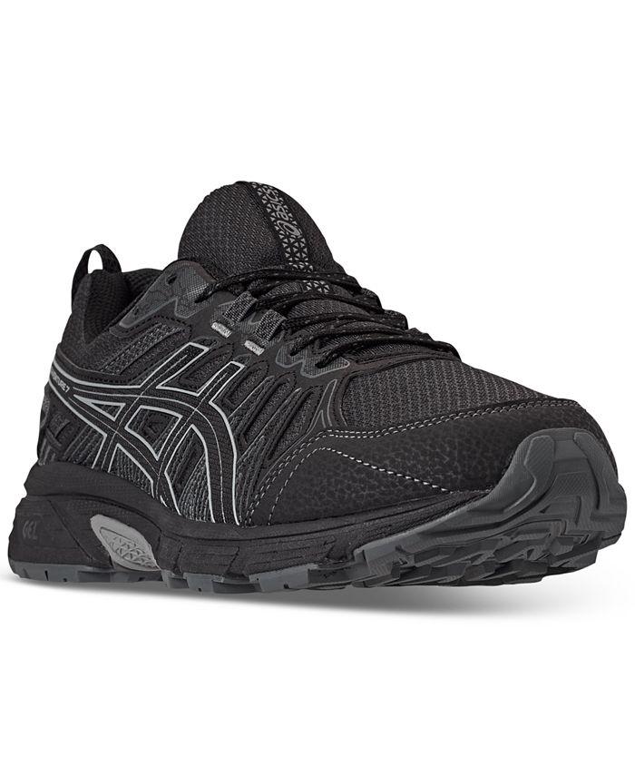 Asics - Men's GEL-Venture 7 Wide Width Running Sneakers from Finish Line