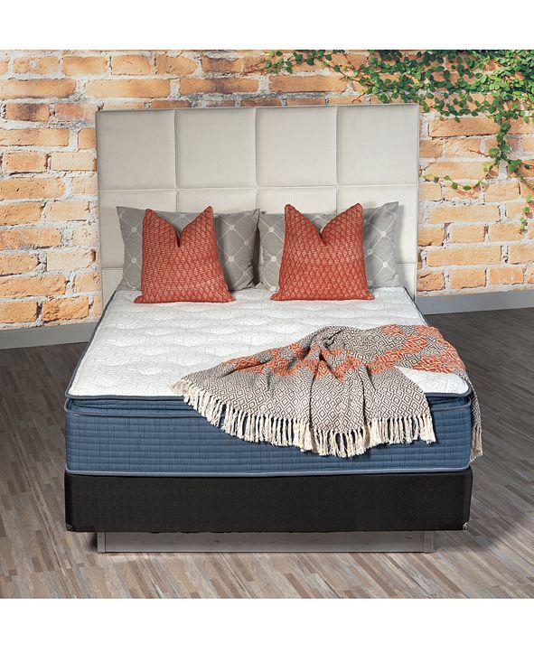 "iGravity 13"" Plush Pillow Top Mattress Set- California King"
