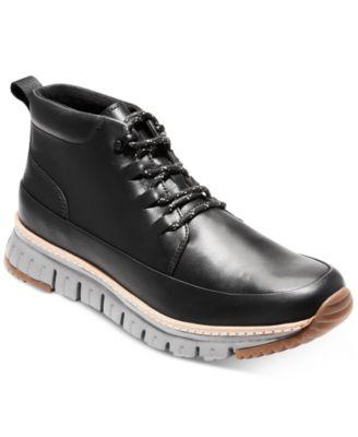 Rugged Chukka Sneaker Boots