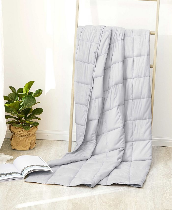Pur Serenity - 15 lbs Cotton Weighted Blanket