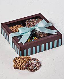 Chocolate Works 12-Pc. Pretzels & Graham Crackers Gift Box