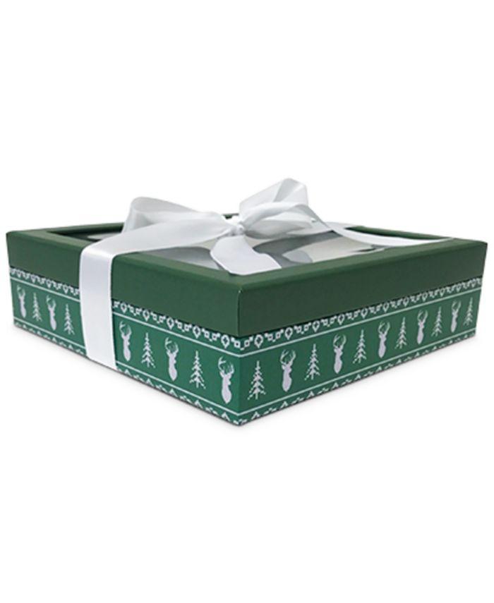 Chocolate Works - 12-Pc. Chocolate-Covered Graham Cracker Gift Box