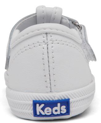 Keds Champion Toe-Cap T-Strap Shoes