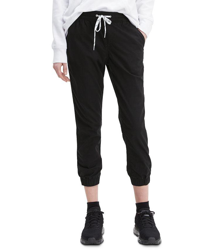Levi's - Jet Set Cropped Jogger Pants
