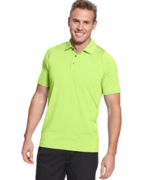 Puma Golf Shirt DuoSwing Mesh Polo Golf Shirt