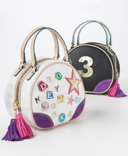 Research And Dooney Bourke Charm Mini Bowler Bag