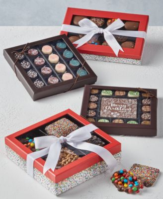 17-Pc. Birthday Gourmet Chocolate Truffles