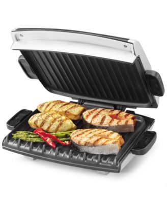 George Foreman GRP99 Grill, Grilleration