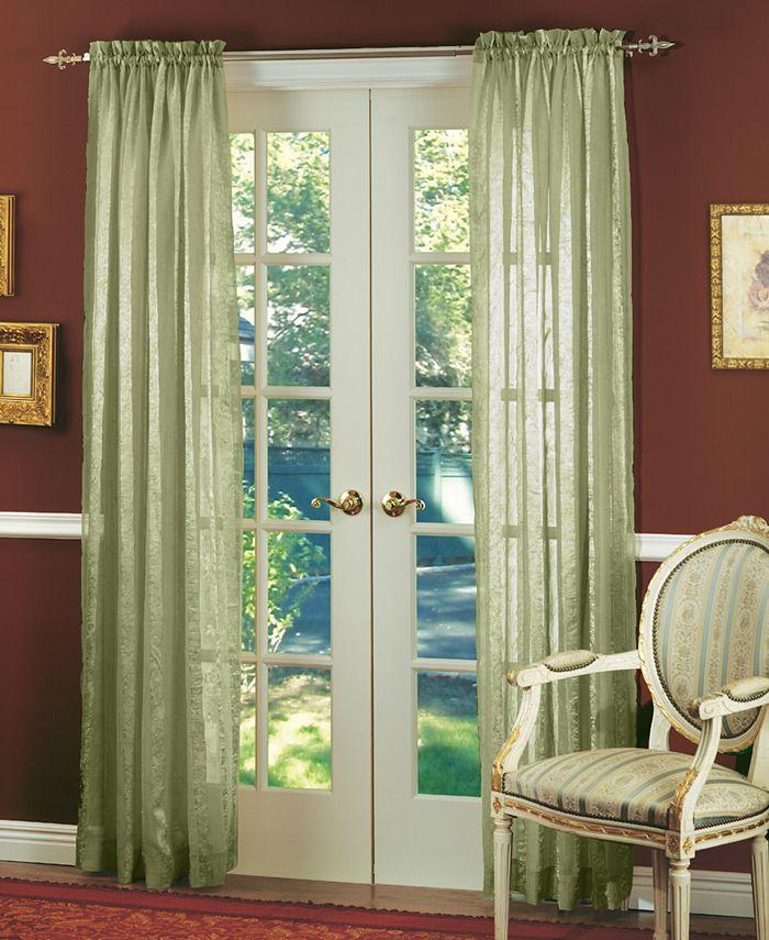 "Miller Curtains - Aria 51"" x 84"" Panel"