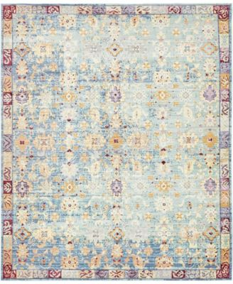 Malin Mal2 Blue 6' x 9' Area Rug