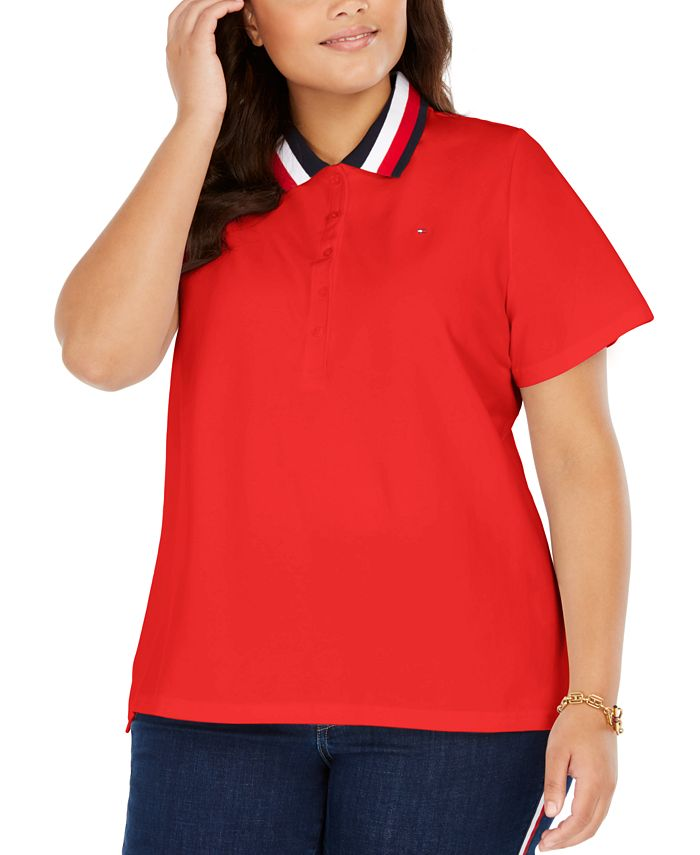 Tommy Hilfiger - Plus Size Polo Shirt