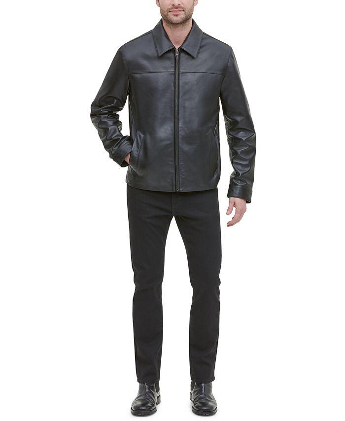 Cole Haan - Men's Leather Jacket