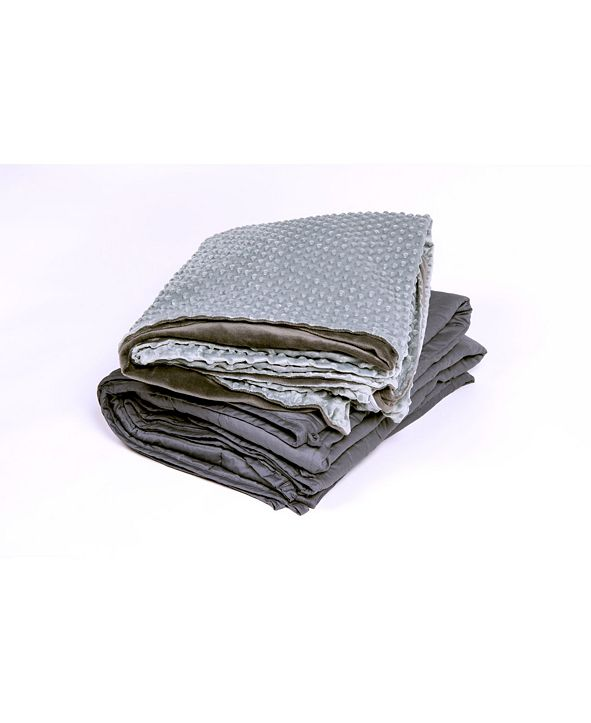 Yogasleep Premium Weighted Blanket, Twin