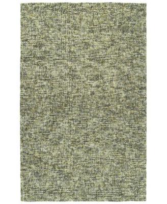 "Lucero LCO01-50 Green 5' x 7'6"" Area Rug"