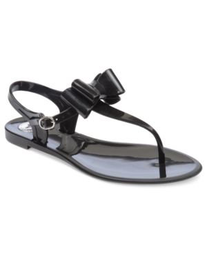 BCBGeneration Demee Jelly Thong Sandals Women's Shoes